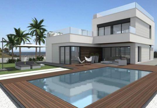 Luxe villa Cabo Roig te koop | Costa Blanca