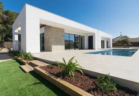 Luxe villa kopen Javea - Nieuwbouw Costa Blanca