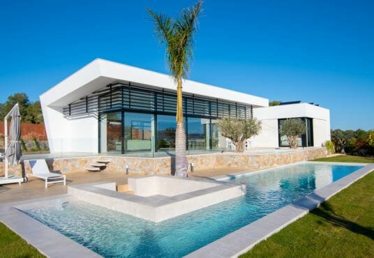 Luxury villa for salen on Costa Blanca - Spain - 15366