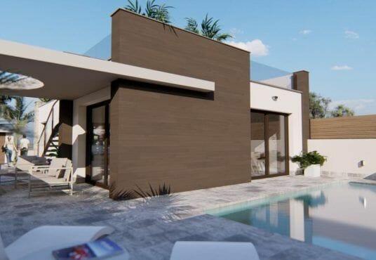 Vrijstaande bungalow kopen Costa Blanca