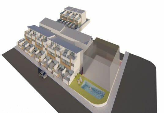Nieuwbouw Guardamar del Segura