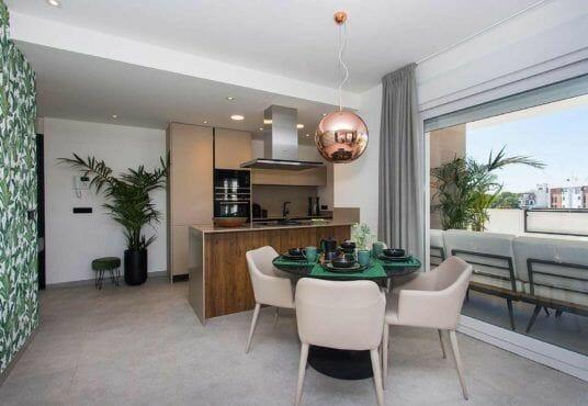 Nieuwbouw Spanje - Residencial Maio - huis kopen costa blanca