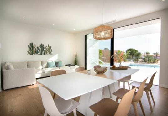 Nieuwbouw huis kopen Costa Blanca - Los Montesinos