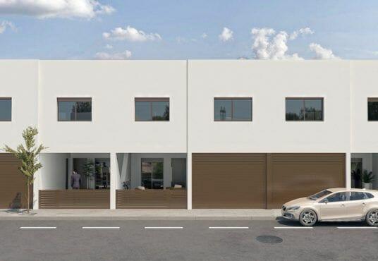 Nieuwbouw huis kopen Spanje - Costa Calida