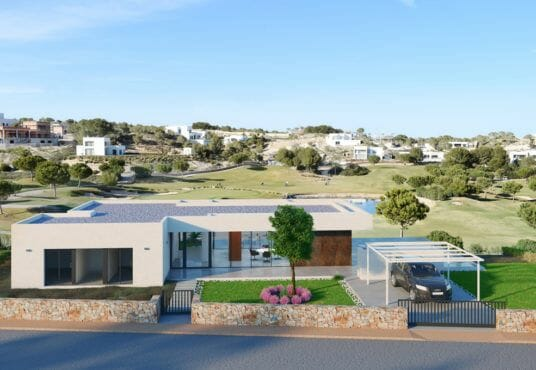 Villa for sale on Las Colinas Golf - Costa Blanca - Madrono