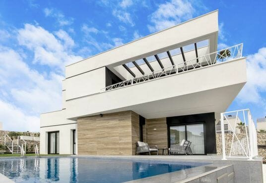 Vrijstaande villa kopen Finestrat - Spanje