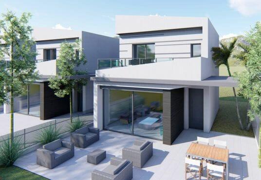 Vrijstaande villa kopen Heredades - Costa Blanca - Alicante