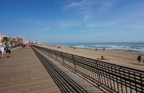 Strand La Mata - Stranden Costa Blanca - Costablanca4you