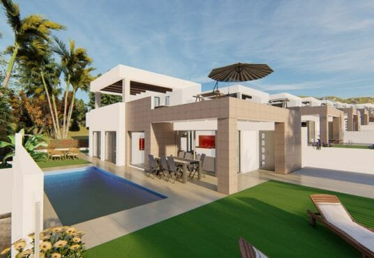 Villa's for sale Costa Blanca - Finestrat - Sunrise Bay