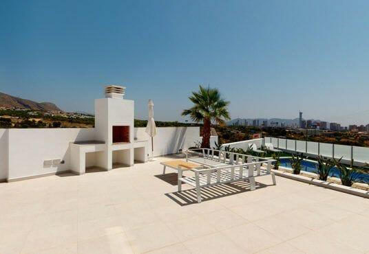 Luxe nieuwbouw villa kopen in Spanje - Villa's Finestrat