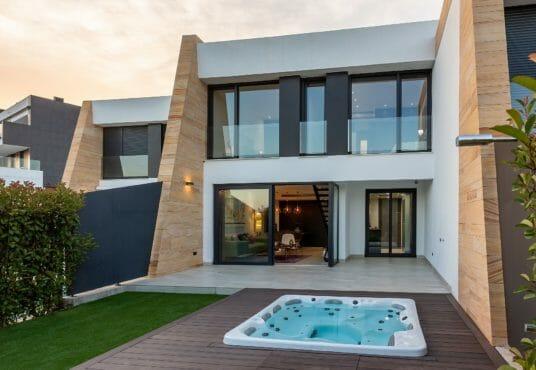Nieuwbouw woning kopen in Spanje - Villamartin