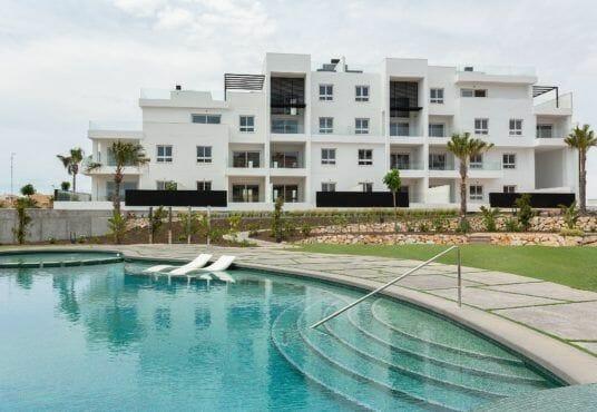 Nieuwbouw appartement kopen Torrevieja - Punta Prima