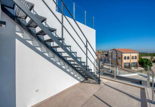 Vrijstaande villa kopen golf Spanje - Algorfa
