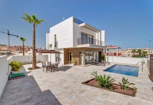 Nieuwbouw Costa Blanca - Huis kopen Torrevieja
