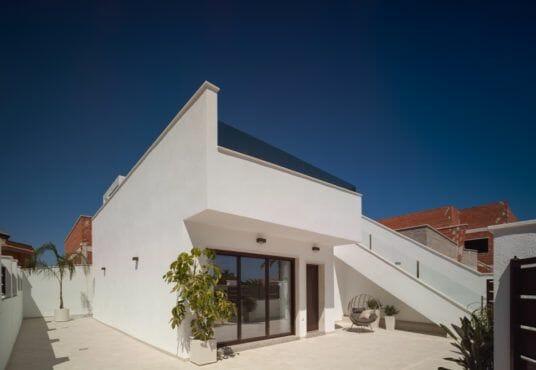 Nieuwbouw villa kopen Costa Calida   San Pedro del Pinatar