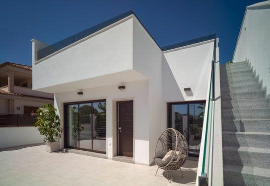 Nieuwbouw villa kopen Costa Calida | San Pedro del Pinatar