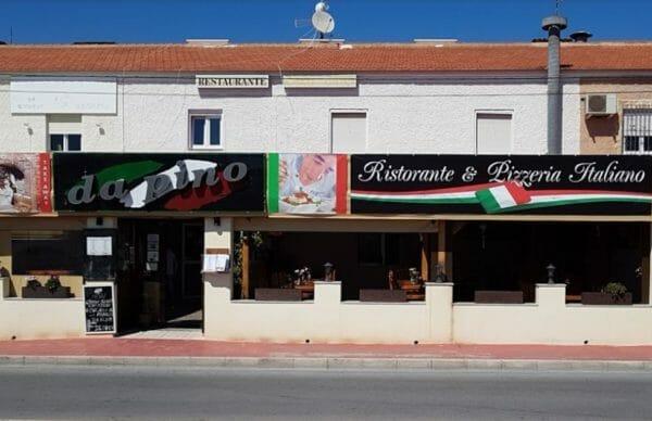 Da pino - pizzeria Torrevieja