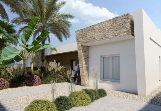 Half vrijstaande nieuwbouw villa's La Finca Golf