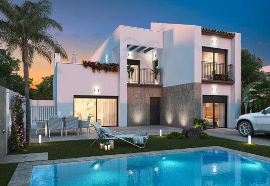 Nieuwbouw Costa Blanca - Kopen Spanje