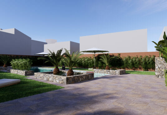 Nieuwbouw Spanje - Costa Calida